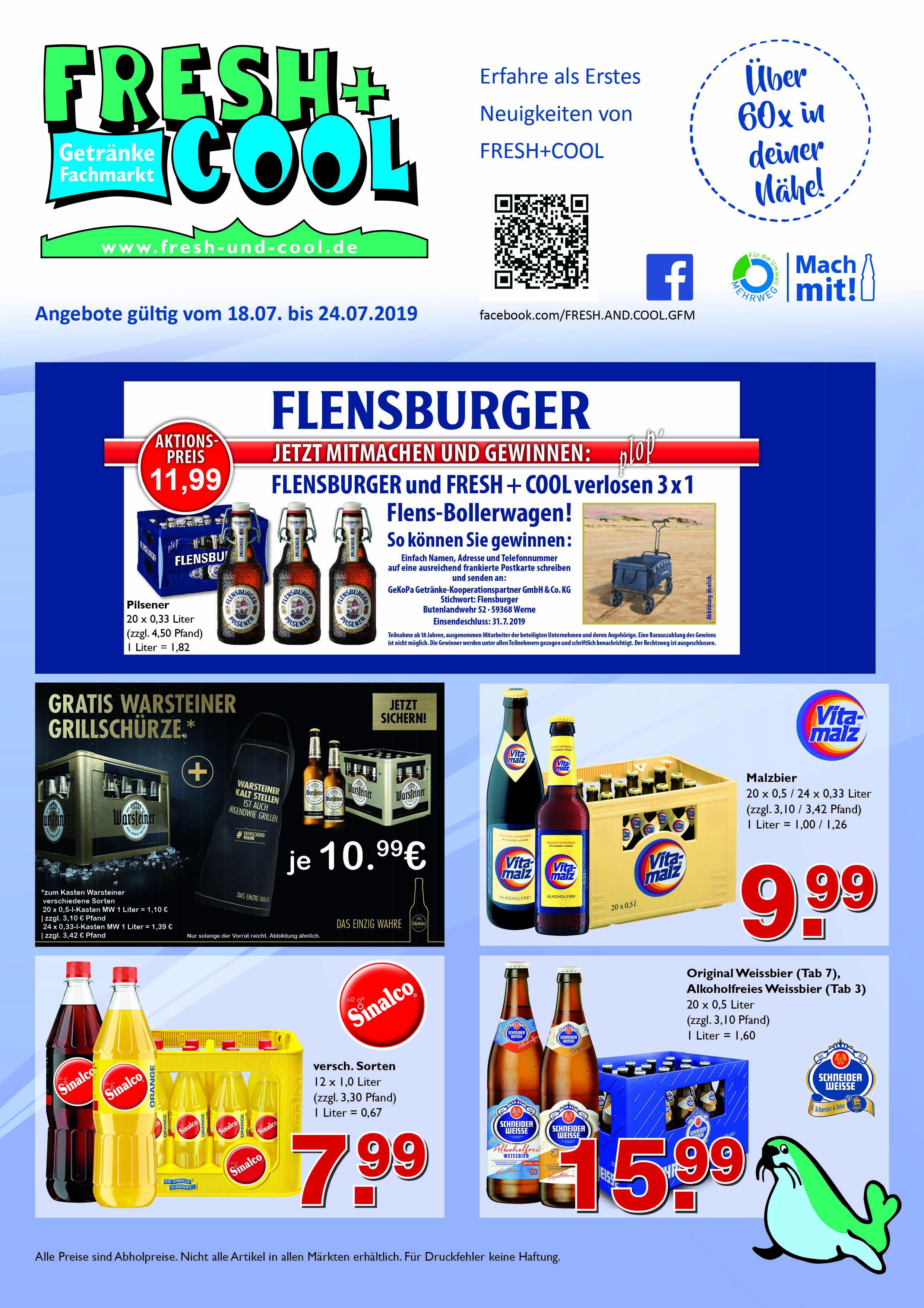 Neues Angebot Getränke Langkamp In Rheine