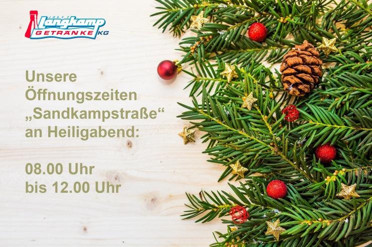 Langkamp_Weihnachten_2019_öffnungszeiten_Sandkampstraße